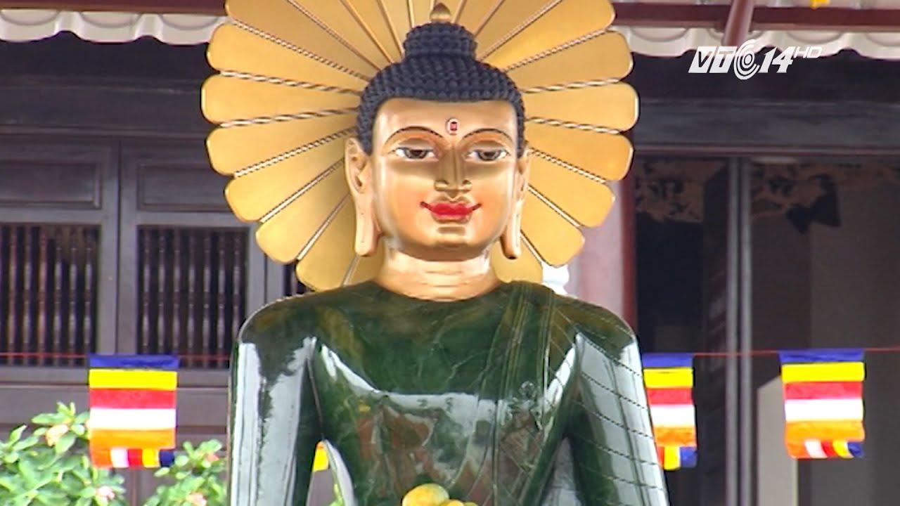 (VTC14)_Tượng Phật ngọc lớn nhất thế giới đến Việt Nam