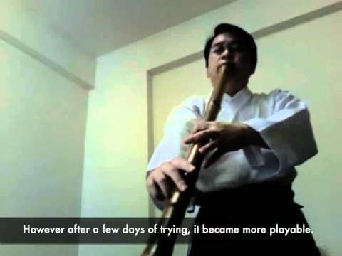 3.1 Shakuhachi - Analysis of Flow Experience - Self Test 2