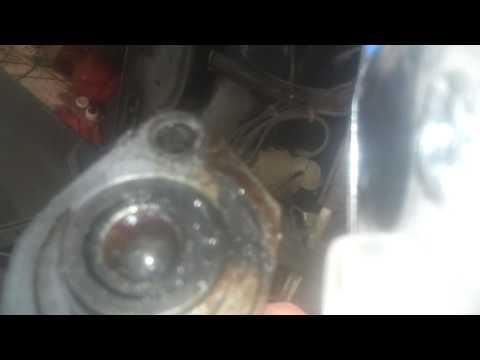Главный тормозной цилиндр ВАЗ 2121 Нива. ремонт установка рем-комплекта