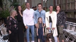 Princess Stephanie of Monaco and more front row before the Alter Fashion Show