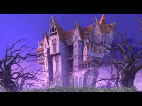 Короткометражные мультфильмы про дом с привидениями