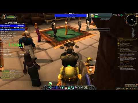 WoW Speed Lvling: 1-120 (Split Run / Monk / Human) - Part 2