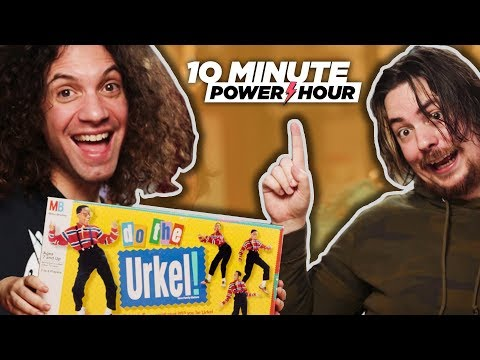 Do the Urkel!  10 Minute Power Hour
