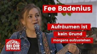 Fee Badenius – Aufräumen
