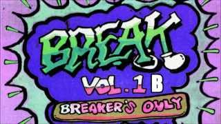 "ELECTRO HIP HOP Non Stop Mix ""The Breakers Only_1B"" 45 MINUTES OF ELECTRO"