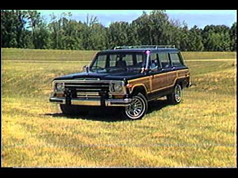 1989 Jeep Grand Wagnoneer
