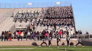 Nice & Slow ft. J5 Drum Majors - Jackson State (2015)