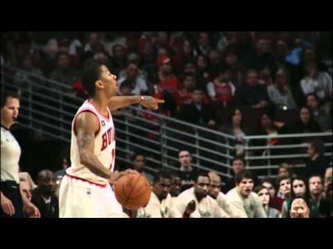 HD| Derrick Rose Mix-Don't Let Me Fall