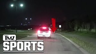 Terrance Williams Caught Riding Bike While Drunk | TMZ Sports