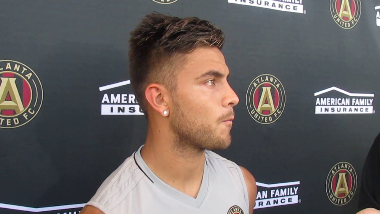 reputable site e4f14 60b7a Free Kick: Atlanta United Tito Villalba presser 5.23.17