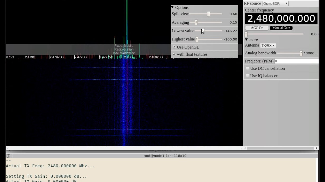 Frequency hopping spread spectrum