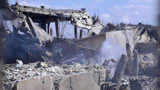 Trump Announces Air Strikes Targeting Syrian Chemical Sites