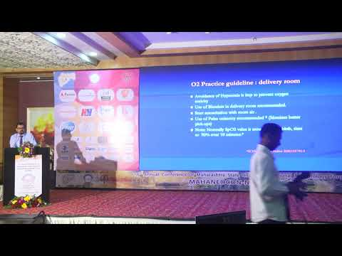 Recent Advances In Management Of RDS: Dr. Tushar Parikh