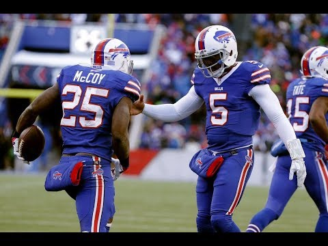 Buffalo Bills - 2017 Season Highlights