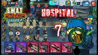 Hospital Stage 7 - Swat And Zombies Season 2 Vs Doctor Zombie