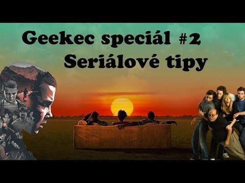 Geekec Speciál #2 Seriály z roku 2019! Co doporučujeme?