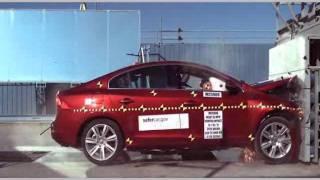 Crash Test 2012 - Volvo S60 / V60 (Frontal Impact) NHTSA