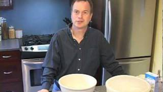 How To Make White Bread At Home