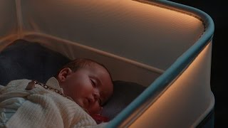 This Ford crib will trick your baby into falling asleep