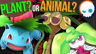 So... Are Grass Type Pokemon Plants or Animals? | Gnoggin