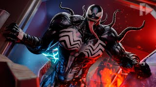 O ATAQUE DO VENOM! DESENTUPIMAN - Fortnite Movie