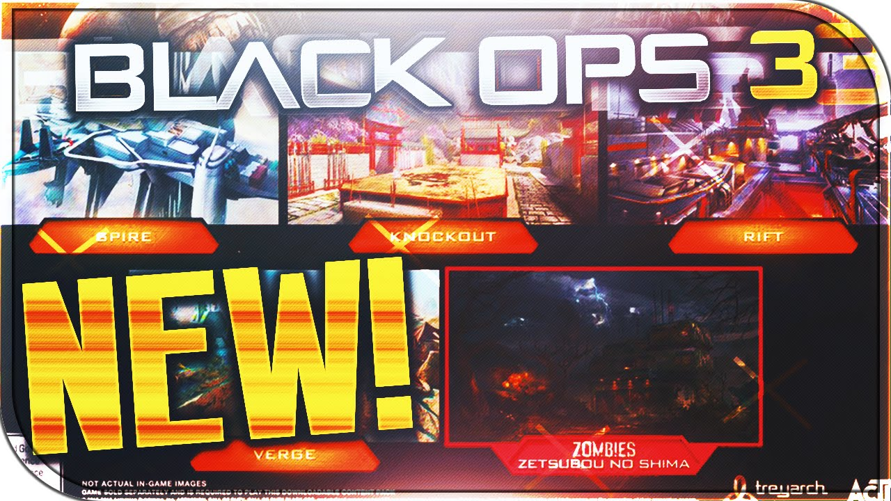 New Black Ops 3 Eclipse Dlc 2 Confirmed Verge Spire Knockout
