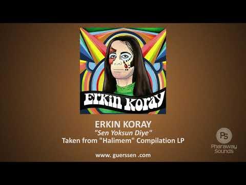 """ERKIN KORAY - """"Halimem"""" compilation LP on Pharaway Sounds"""