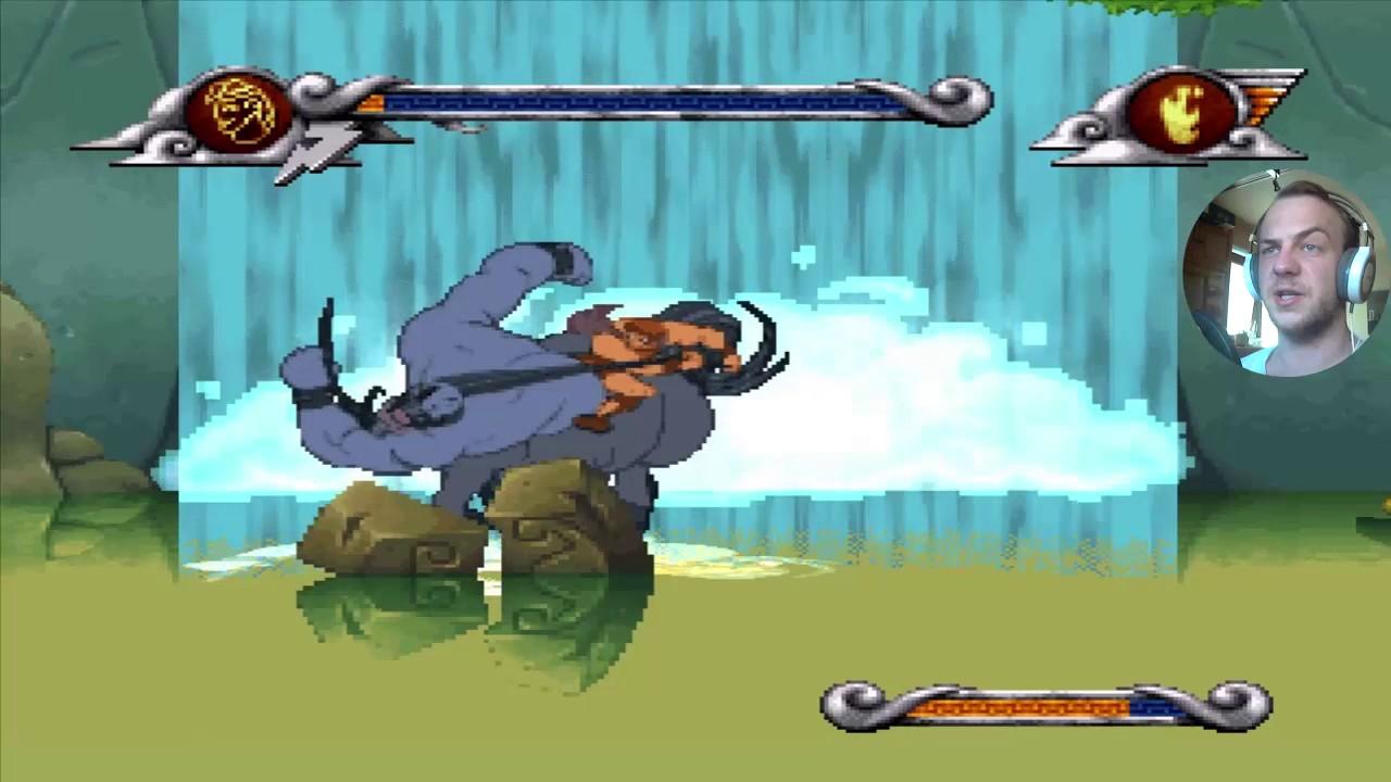 Hercules The Game