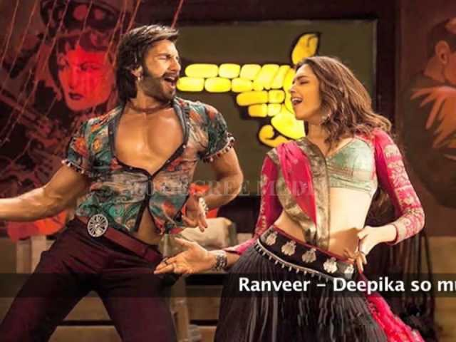 Ramleela Movie - Theatrical Trailer - Ranveer Deepika prove to be so much in love Travel Video