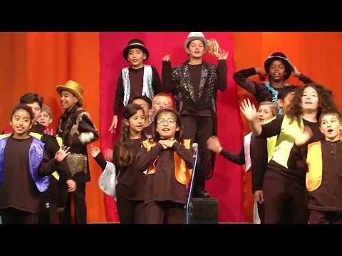 "2018 Edison Language Academy 5th Grade ""Cambia Todo Cambia"""