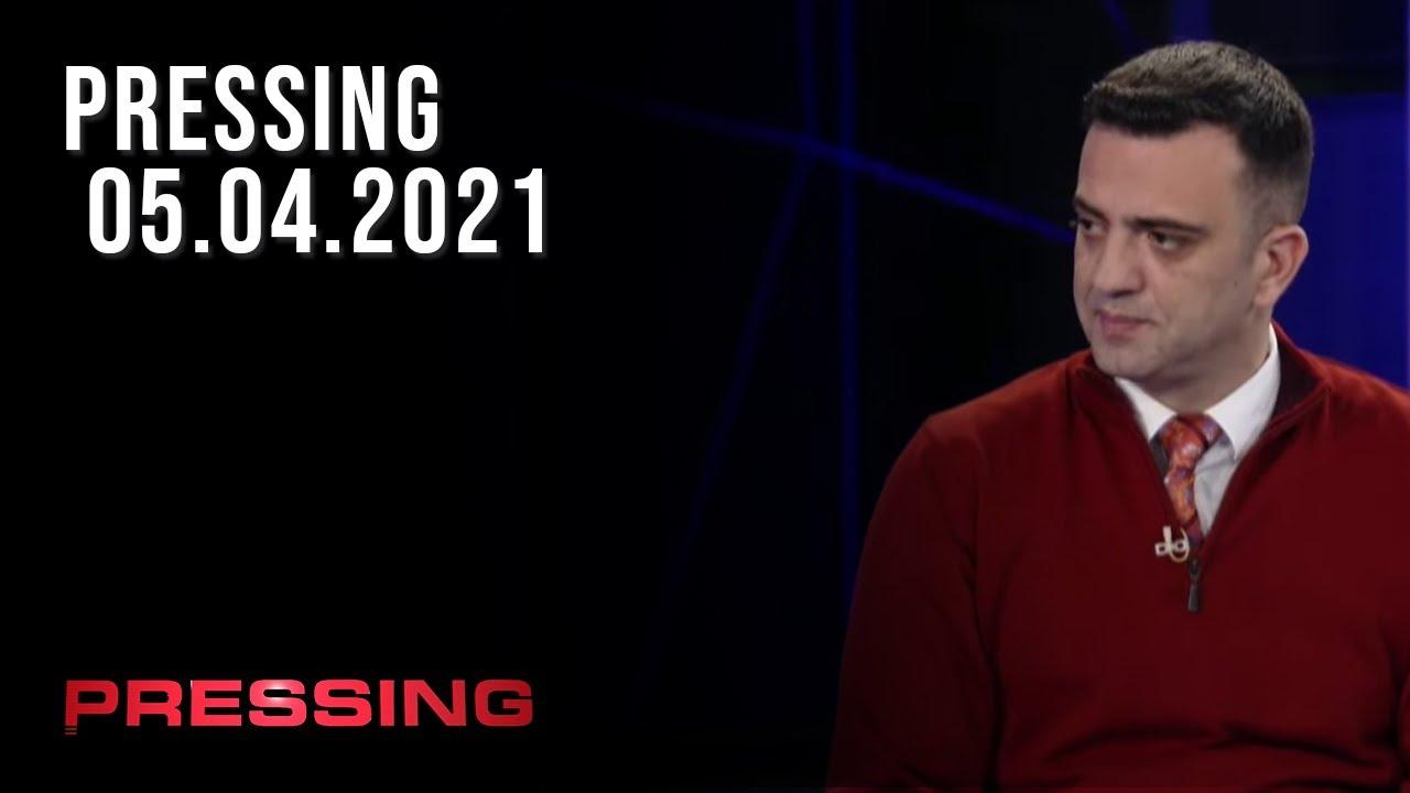 PRESSING – 05.04.2021