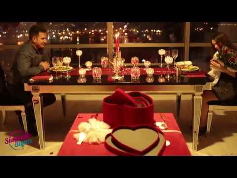 İzmirde Romantik Günbatımı Ümit & Zeynep