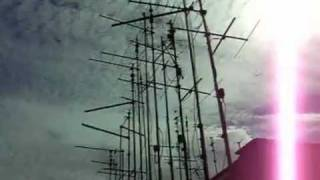HAARP In Action??!!  MUST SEE!!  Incredible Waves In Chemical SKY!!