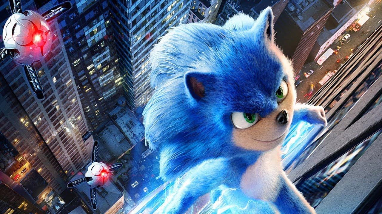 Соник в кино - Русский трейлер 2019 (Sonic the Hedgehog ...
