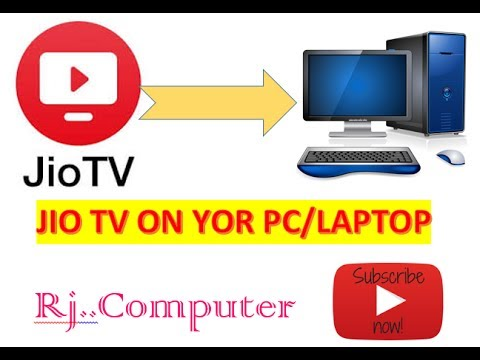 how to choose tv on laptop