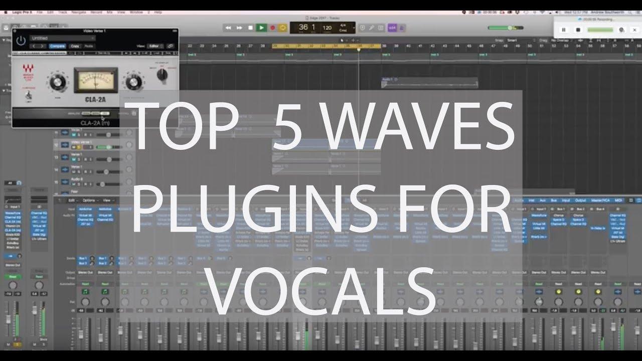 top 5 waves plugins for vocals youtube. Black Bedroom Furniture Sets. Home Design Ideas