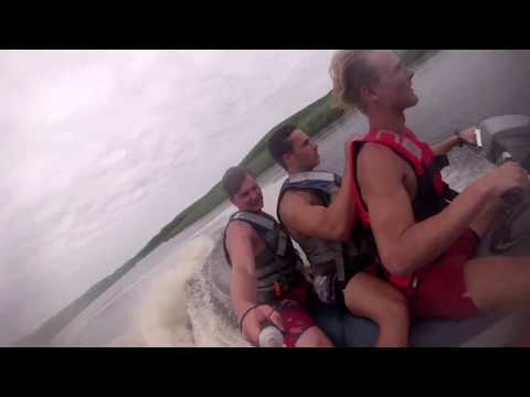 Jet Ski Fail At Zinkwazi Beach South Africa