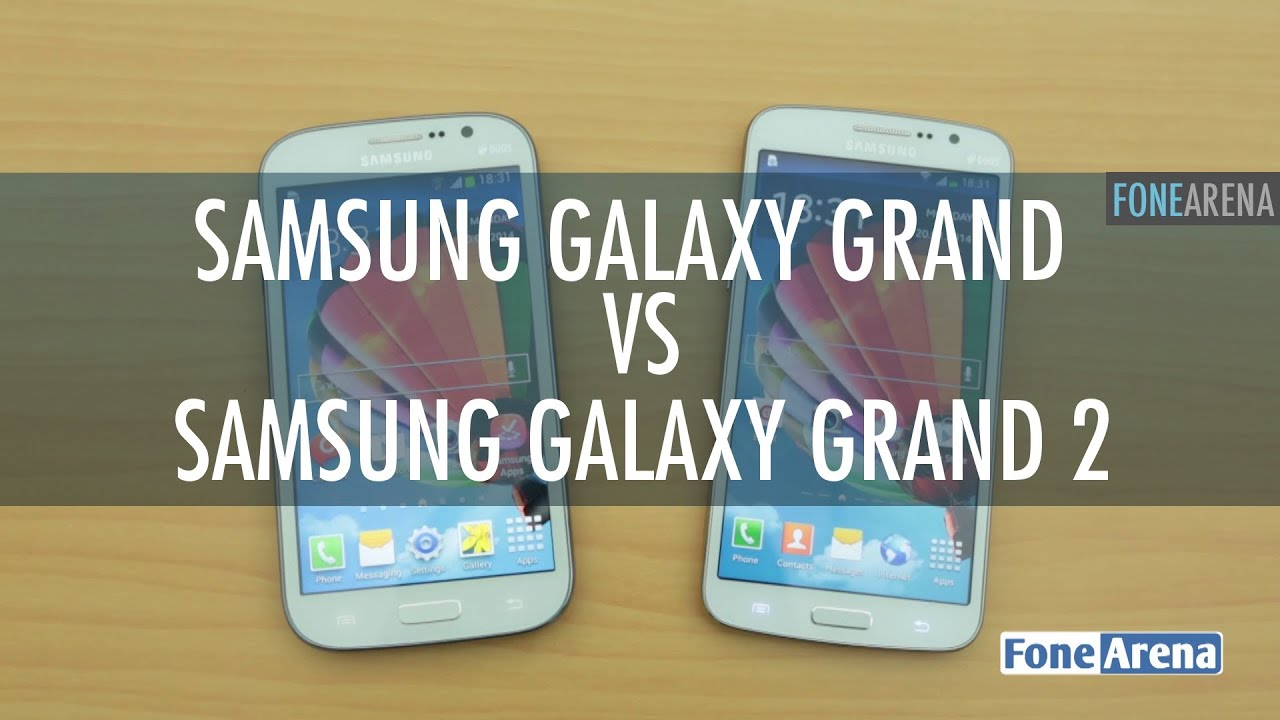 Samsung Galaxy Grand 2 Vs Galaxy Grand Duos