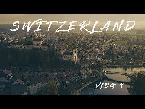 ITS WILSON DAY! | SWITZERLAND TRIP | CASTLE OF AARBURG | CINEMATIC TRAVEL VLOG 9