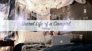 Secret Life of a Camgirl-Taking Nude Pics & Cyber Bullying