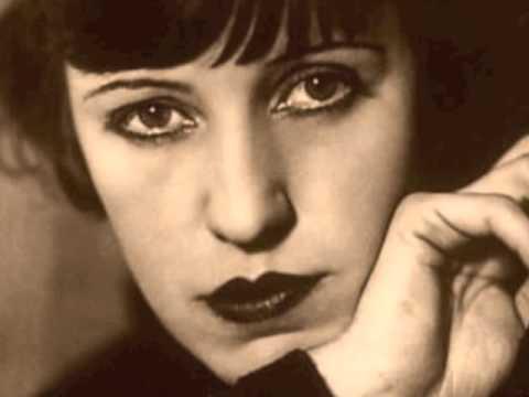 """Lotte Lenya Kurt Weill Bertolt Brecht """"What Was Sent to the Soldier's Wife?"""""""