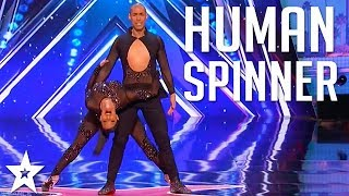 A Speedy Performance by Junior And Emily Alabi | Got Talent Global