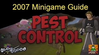 Runescape 2007 Pest Control Guide(Welcome to your Runescape 2007 Pest Control Guide for 2016! In this comprehensive Pest Control Guide, I will cover all topics which you need to know in order ..., 2016-06-05T00:52:08.000Z)