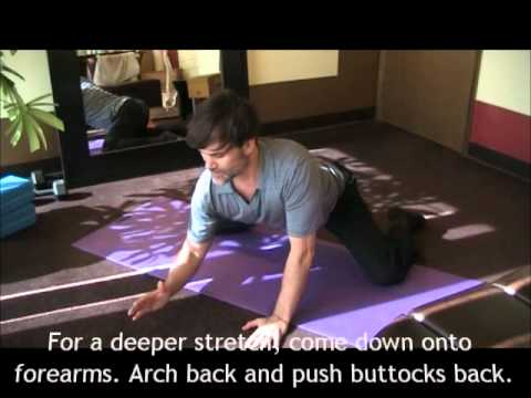 West Hollywood Chiropractic: Adductor Stretch for Inner Thigh Pain Relief