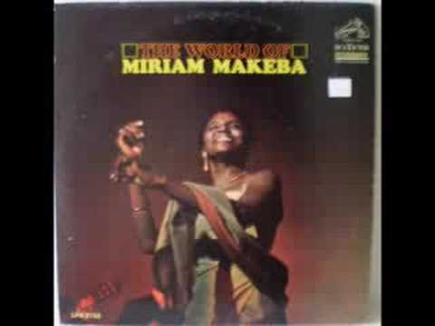 Miriam Makeba- Pole Mze