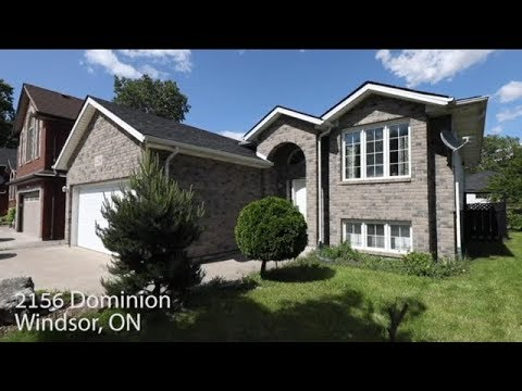 Windsor, Ontario Real Estate For Sale - 2156 Dominion