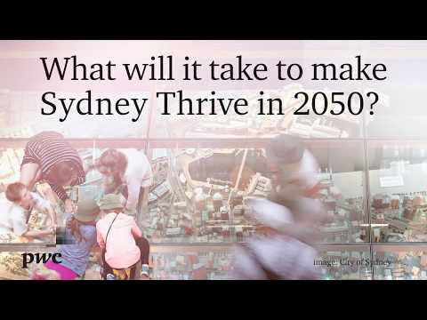 What will it take to make Sydney thrive in 2050?