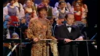 Natalie Cole & José Carreras The Holly and the Ivy
