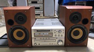 Test Dàn Denon D-MA3 Full chức năng - đặc biệt có tích hợp giải mã nhạc số cho máy tính Tivi - 2.8tr