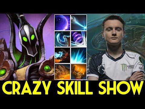 Miracle- Dota 2 [Rubick] OMG!!!! Crazy Skill Show